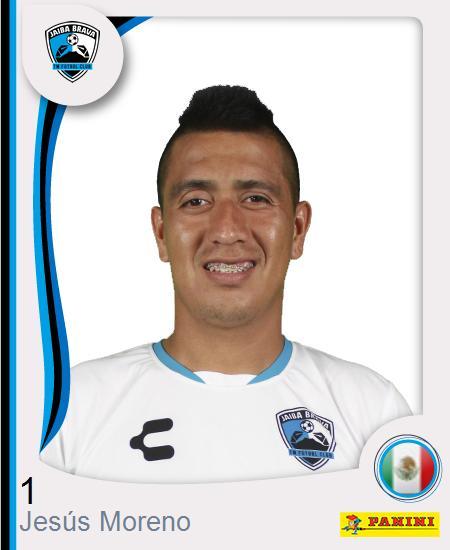 Jesús Alberto Moreno Salas