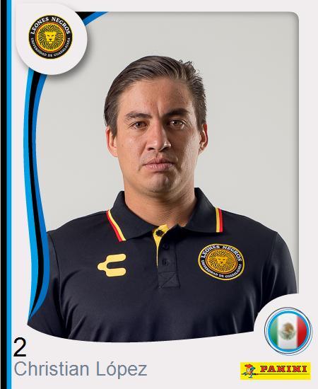 Christian Roberto López Contreras