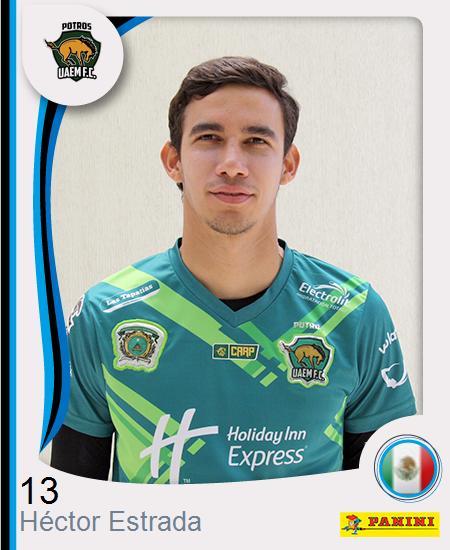 Héctor Gerardo Estrada Treviño