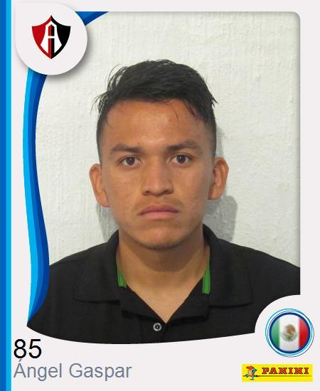 Ángel Jocsan Gaspar Hernández