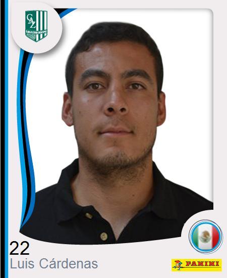 Luis Alberto Cárdenas López
