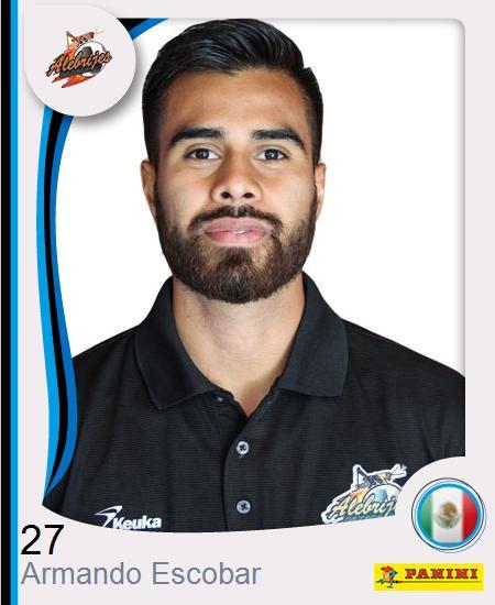 Armando Escobar Díaz