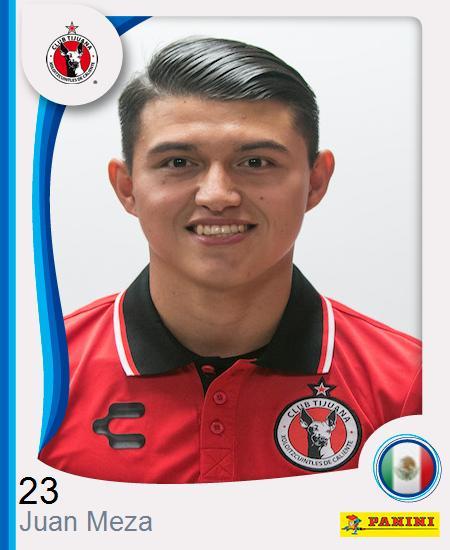 Juan Pablo Meza Tepezano