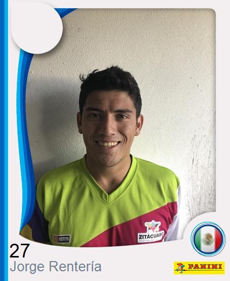 Jorge Daniel Rentería Puente