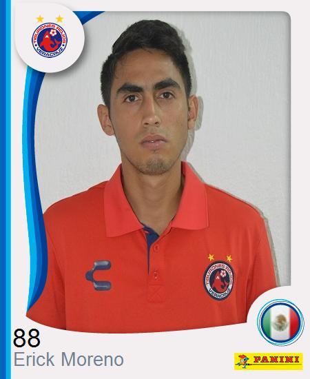 Erick Omar Moreno Núñez