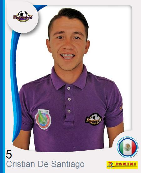 Cristian De Santiago
