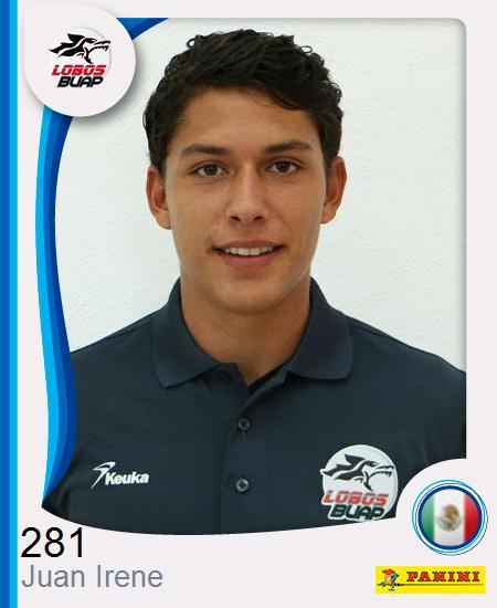 Juan Carlos Irene Morales