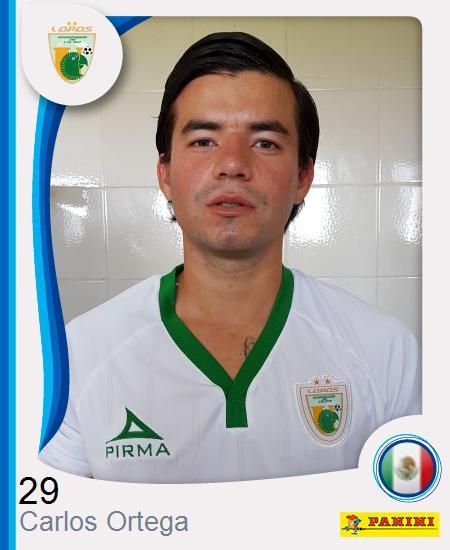 Carlos Alan Ortega Gastelum