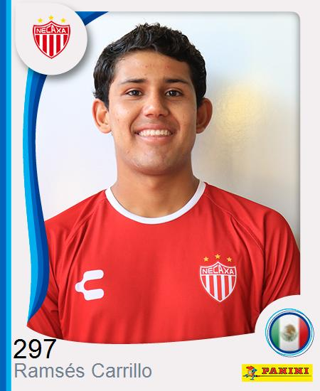 Ramsés Carrillo Borrego