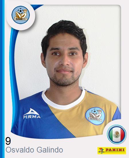 Osvaldo Galindo