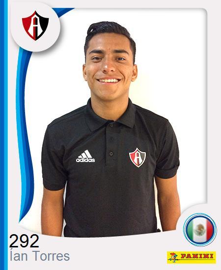 Ían Jairo Misael Torres Ramírez