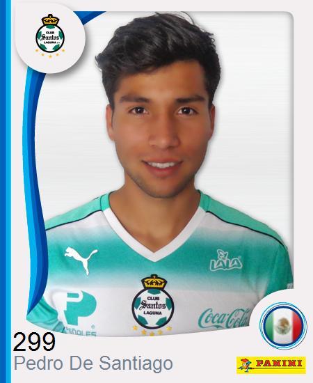 Pedro Jafet De Santiago González