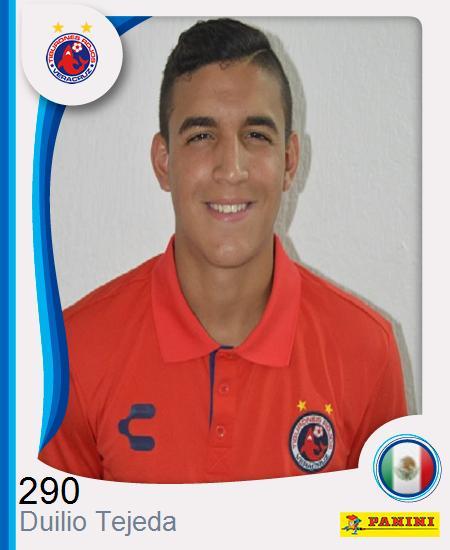 Duilio Guillermo Tejeda Hernández