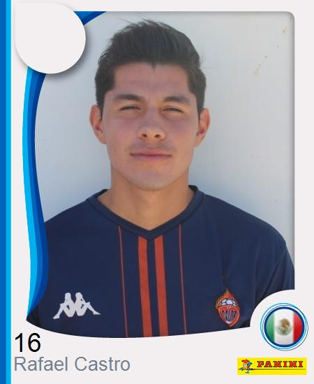 Rafael Castro Martínez