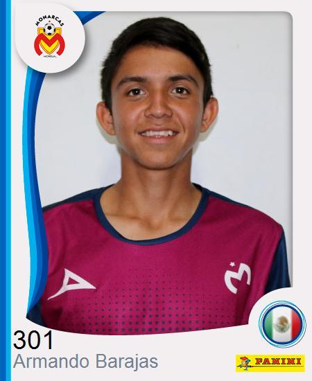 Armando Alexis Barajas Herrera