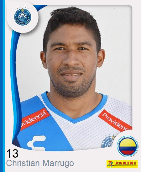 Christian Camilo Marrugo Rodríguez