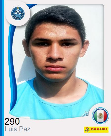 Luis Ángel Paz Herrera