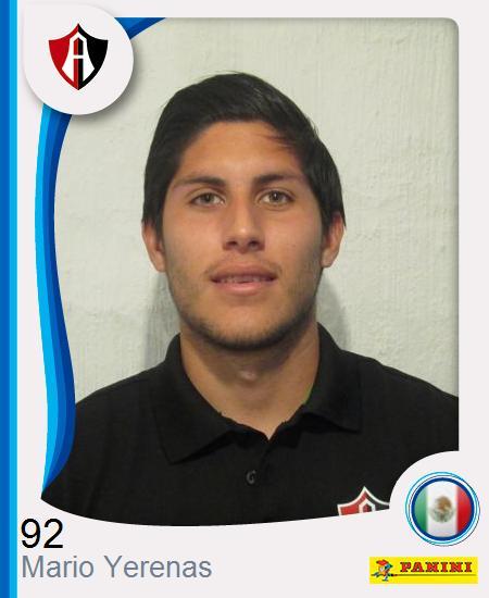 Mario Alberto Yerenas Solorzano