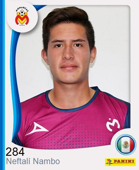 Neftalí Jesús Nambo Hernández