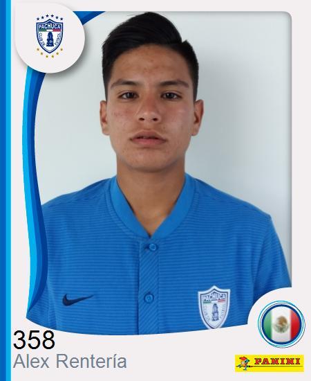 Alex Ronaldo Rentería Flores