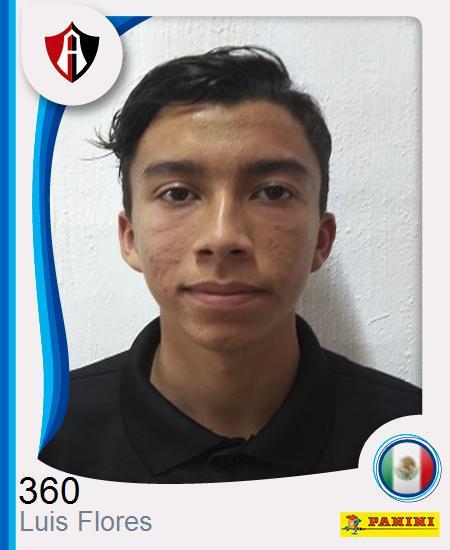 Luis Armando Flores Gómez