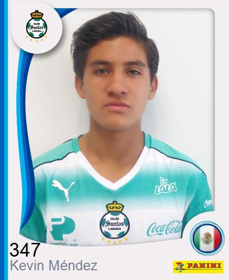 Kevin Daniel Méndez Trejo