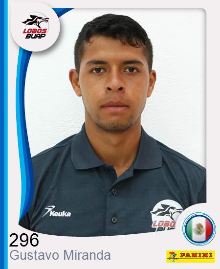 Gustavo Ezequiel Miranda Flores