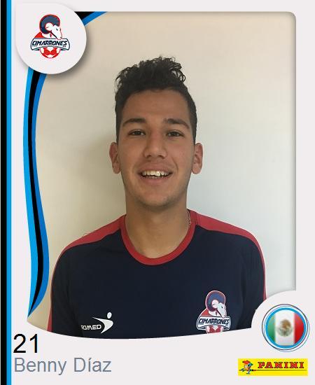 Benny Díaz Jáuregui