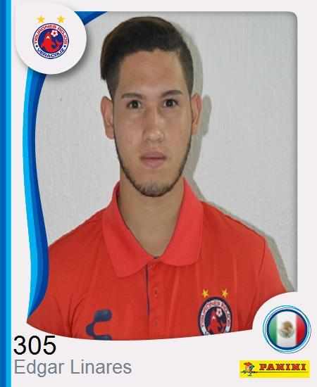 Edgar Francisco Linares Zavala