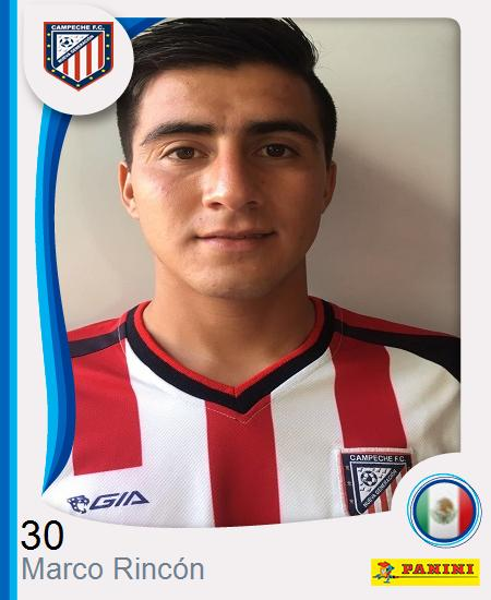 Marco Diego Rincón Solorio