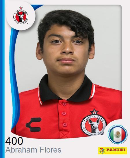 Abraham Flores Cruz