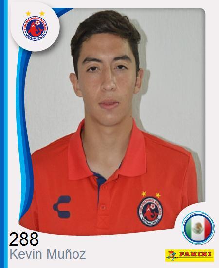 Kevin Guillermo Muñoz Aburto