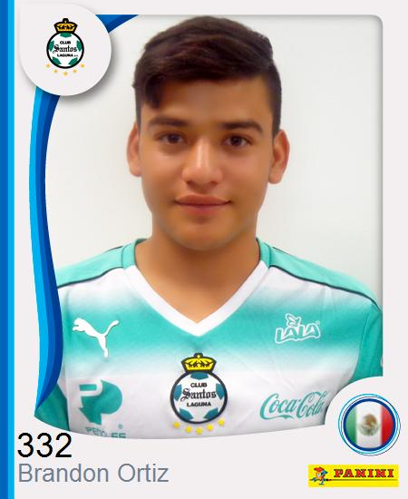 Brandon Ortiz Solano