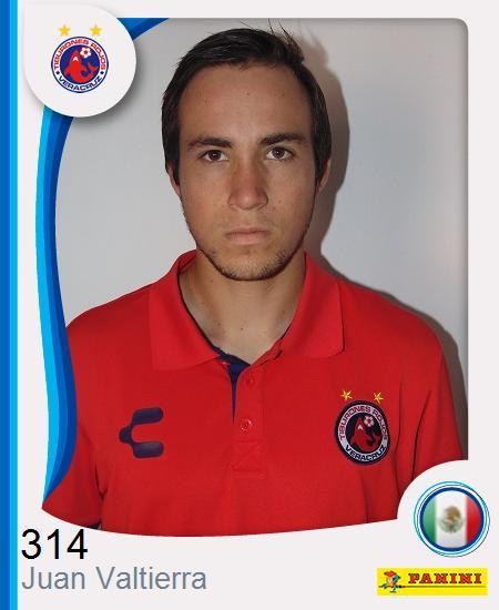 Juan Pablo Valtierra Hernández