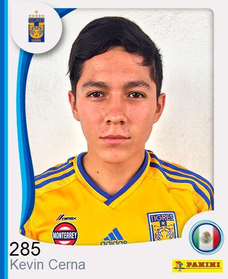 Kevin Eduardo Cerna Martínez