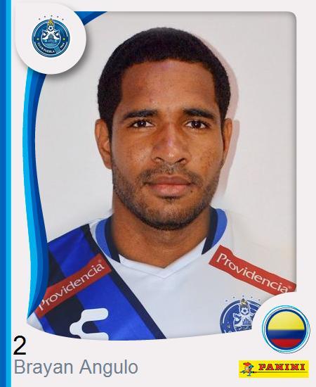 Brayan Alexis Angulo León
