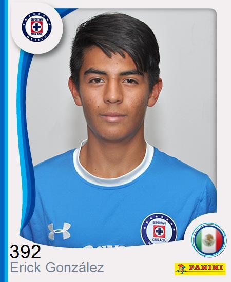 Erick Kristopher Itzman González Vela