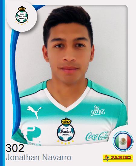 Jonathan Iván Navarro Plantillas