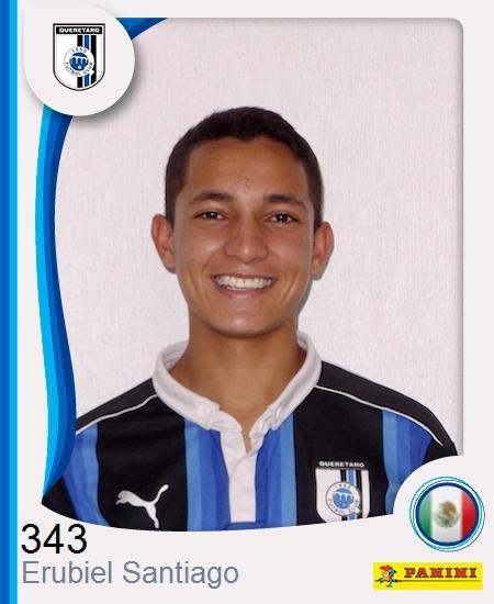 Erubiel Santiago Araujo
