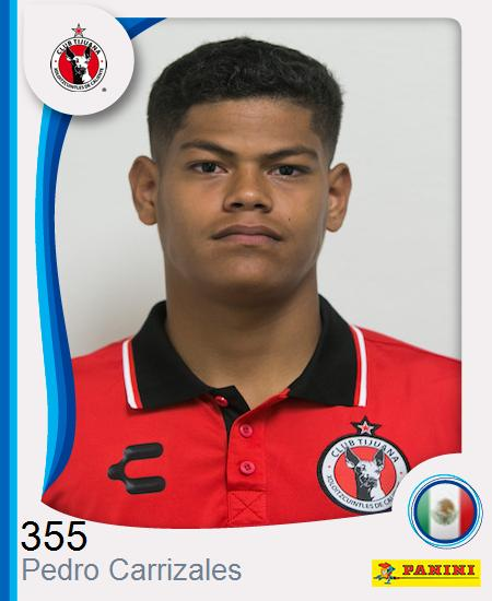Pedro Román Carrizales Vallejo