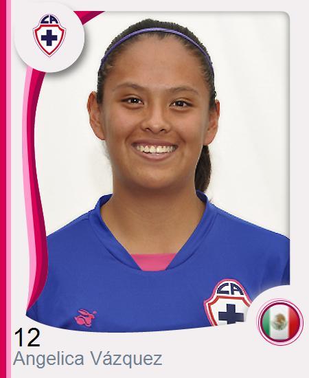 Angélica Vázquez Cisneros