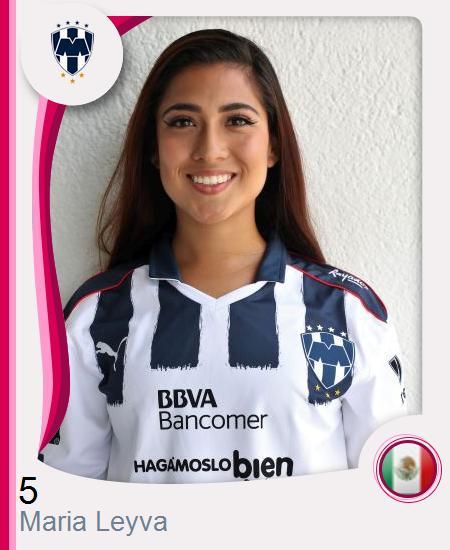 Maria Sarahí Leyva Castillo