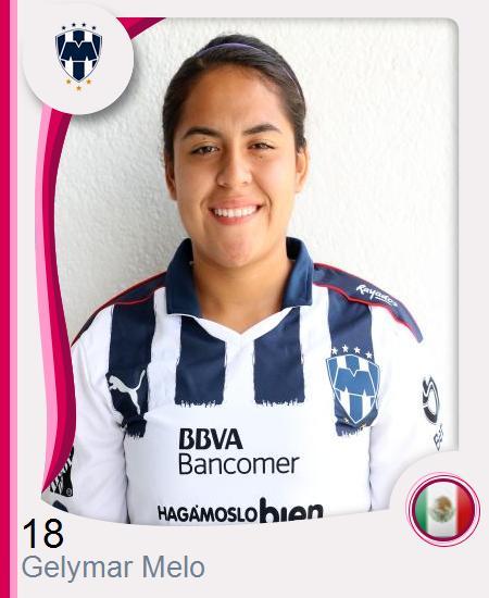 Gelymar Sarahí Melo Torres