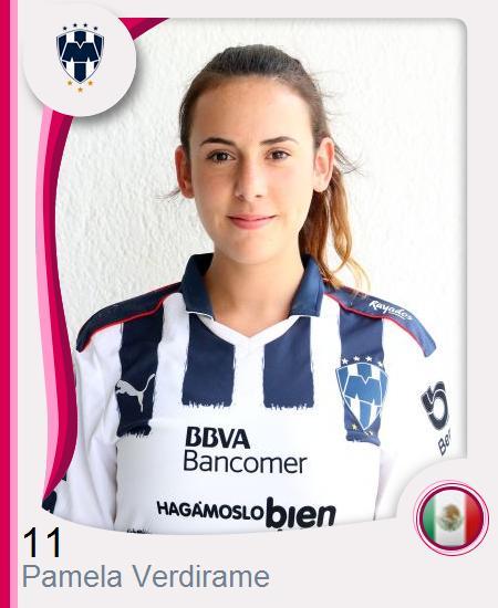 Pamela Andrea Verdirame Elizondo