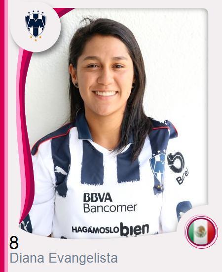 Diana Laura Evangelista Chávez