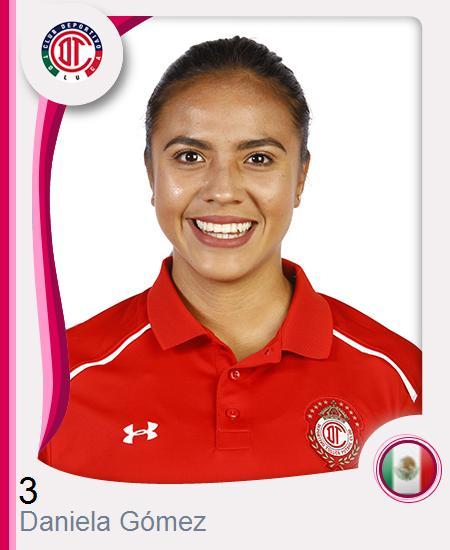 Daniela Gómez González