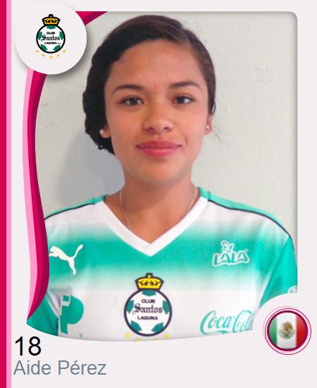 Aide Montserrat Pérez Fraire