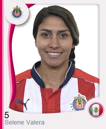 Selene Itzel Valera Cortez
