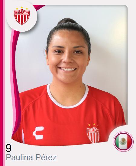 Paulina Adriana Pérez Muñoz