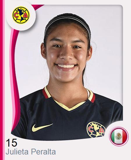Julieta Peralta Acosta